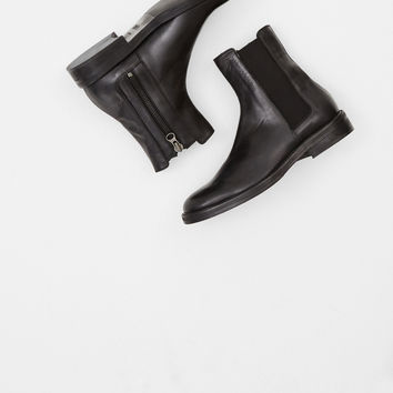 Totokaelo - Hope Black James Boot - $686.00