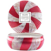 Limited Edition 3 Wick Candle - Crushed Candy Cane