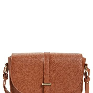 BP. Faux Leather Saddle Crossbody Bag | Nordstrom