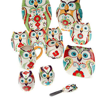 Home Accents® Bella Owl - Belk.com
