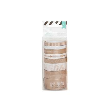 Heidi Swapp™ Washi Tape Tube, Rose Gold
