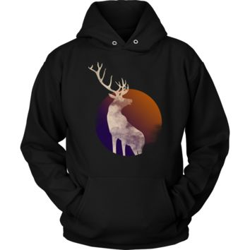 Love Hunting,Hunting Legend Deer Hunters Hobby Hoodie