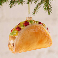 Taco Ornament - Urban Outfitters
