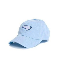 NC Chapel Hill Gameday Hat in Carolina Blue by State Traditions