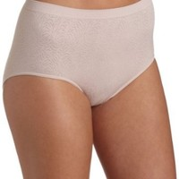 Bali Women's Damask Microfiber Full Brief Panty   #2703