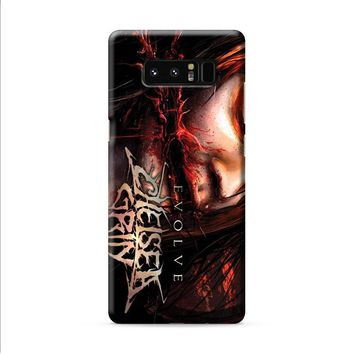 Chelsea Grin 3 Samsung Galaxy Note 8 case