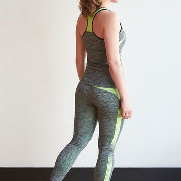 Striped Seamless Active Set - 3 Colors!