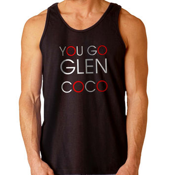 You Go Glen Coco For Mens Tank Top Fast Shipping For USA special christmas ***