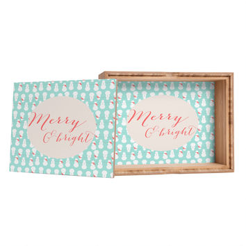 Allyson Johnson Merry And Bright Jewelry Box
