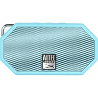 Altec Lansing - Mini H2O Bluetooth Speaker - Blue
