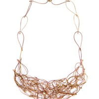 Supermarket: Nest Necklace- Cool Colors from Meghan Patrice Riley