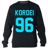 Kordei Sweatshirt Sweater Crewneck Men or Women Unisex Size