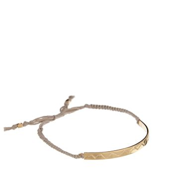 Orelia Zig Zag Bar Friendship Bracelet