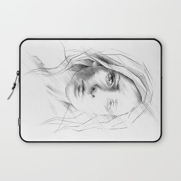 What if I was right? Laptop Sleeve by EDrawings38 | Society6