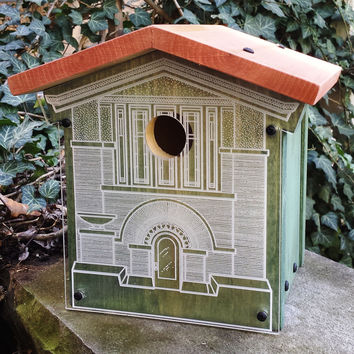 Frank Lloyd Wright Dana-Thomas House Bird House