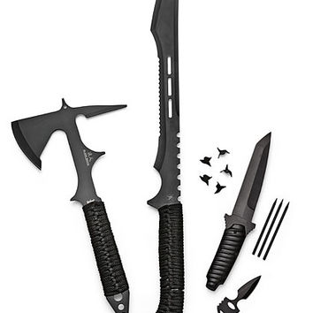 Covert Warrior Gear - Black Ronin Tomahawk