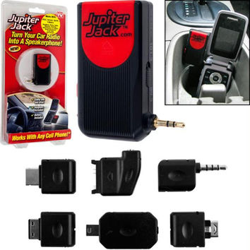 Jupiter Jack  - Turn Your Car Radio Into A Speakerphone
