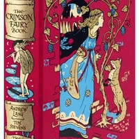 The Crimson Fairy Book | Folio Illustrated Book