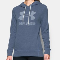 Women's UA Sportstyle Favorite Fleece Hoodie | Under Armour US