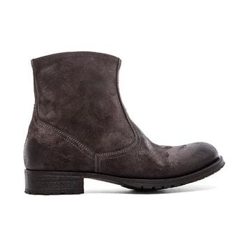 n.d.c Christine Bootie in Charcoal