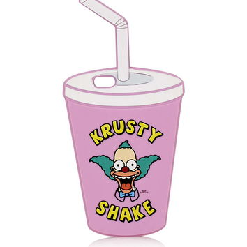 **Krusty Shake Silicone iPhone 5 Case by Skinnydip - iPhone Accessories - Bags & Accessories
