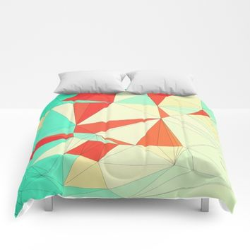Go Fly a Kite Comforters by DuckyB