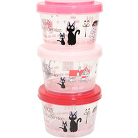 Studio Ghibli Kiki's Delivery Service Stackable Container Set