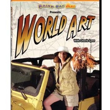World Art: Learn about the World through Art!