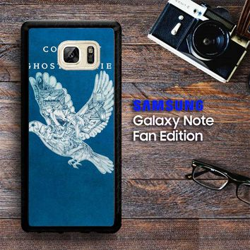 Coldplay Ghost Stories F0857 Samsung Galaxy Note FE Fan Edition Case