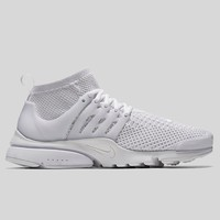AUGUAU Nike Air Presto Flyknit Ultra Triple White