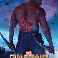 Guardians of the Galaxy (2014) UV Poster v011 27 X 40
