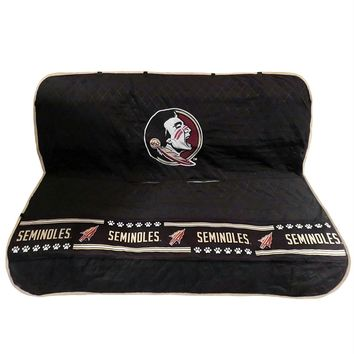 Florida State Seminoles Pet Car Seat Cover