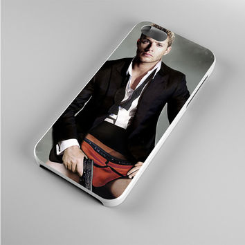 Jensen Ackles Dean Winchester PhotoShot Iphone 5s Case