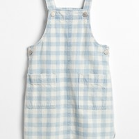 Denim Gingham Jumper|gap