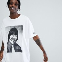 Cheap Monday Oversized Year Book T-Shirt at asos.com