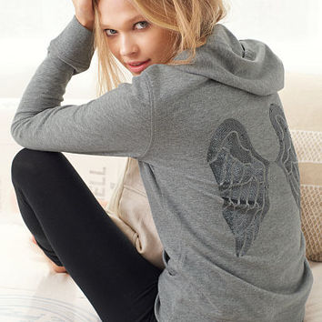 Classic Zip Hoodie - Fleece - Victoria's Secret