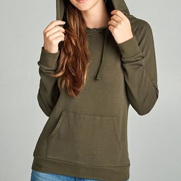 All I Want Sweatshirt - Olive