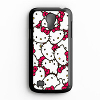 Beauty Hello Kitty Galaxy S4 Mini Case