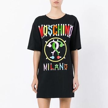 moschino fashion women t shirt-2