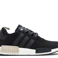 NEW IN HAND! Adidas NMD R1 Black/White/Tan Sizes 8-13 S76847 w/Receipt*
