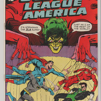 Justice League of America; V1, 70.  VF+. March 1969.  DC Comics
