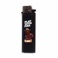 """""""Play With Fire"""" Lighter"""