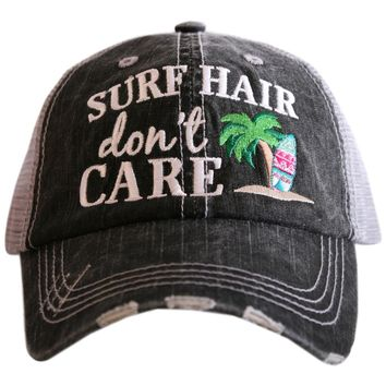 KATYDID SURF HAIR DON'T CARE TRUCKER HATS