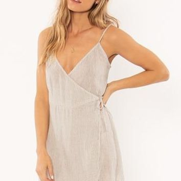 Amuse Positano Woven Dress