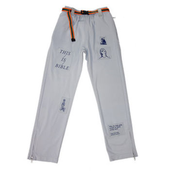 DEAR FUTURE_PATCH DETAILED JOGGER - GREY