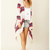 Goddis - Linsey Hooded Wrap Sweater
