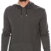 QUIKSILVER PUT ON HOODED LS TEE | Swell.com