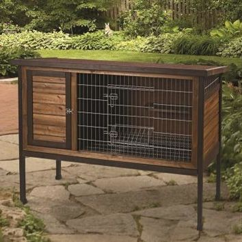 Rabbit Hutch - 48""