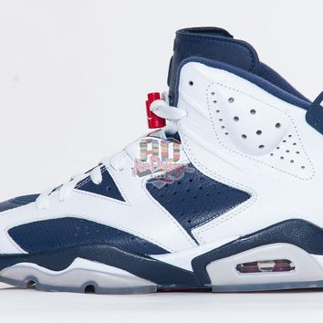 Air Jordan Retro 6 'Olympic'