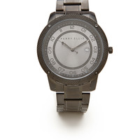Gunmetal Band Watch